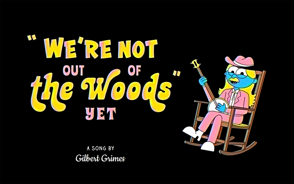 Clip - We're not out of the woods yet