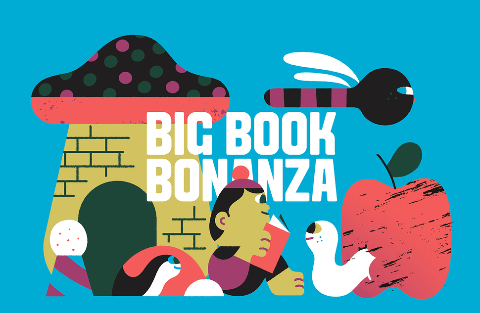 Big Book Bonanza